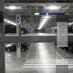 Parking Barajas (Madrid)